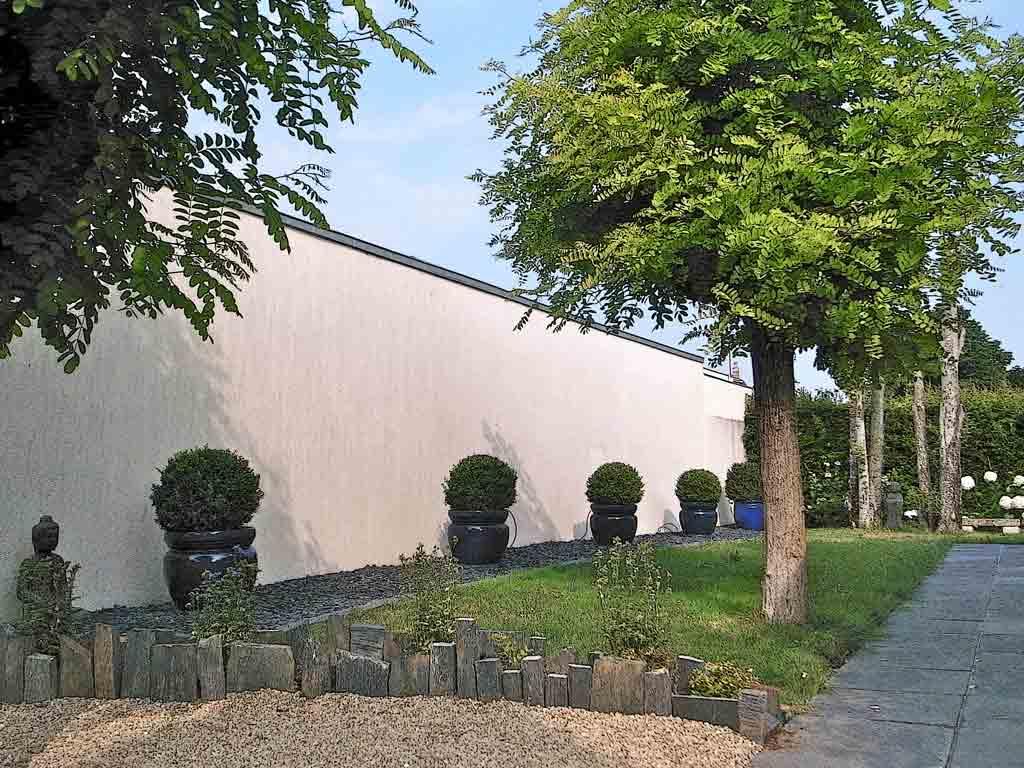 Jardin Mineral Zen Photo création de jardin zen - paysagiste la rochelle ile de ré